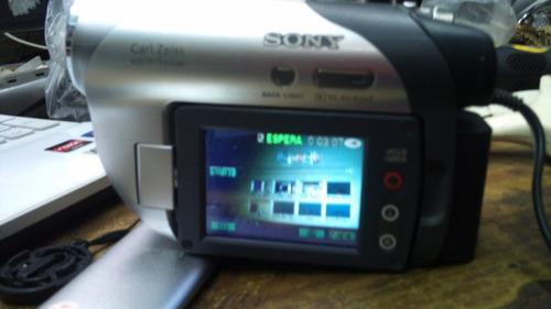 dcr-dvd105 videocamara sony