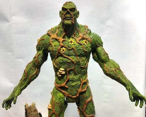 dcuc swamp thing 9.5  2011 suelto