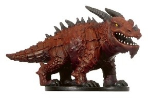d&d  rpg war dragon queen : redspawn  firebelcher