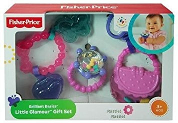 ddi 1471907 fisher-price brilliant fundamentos de little gl
