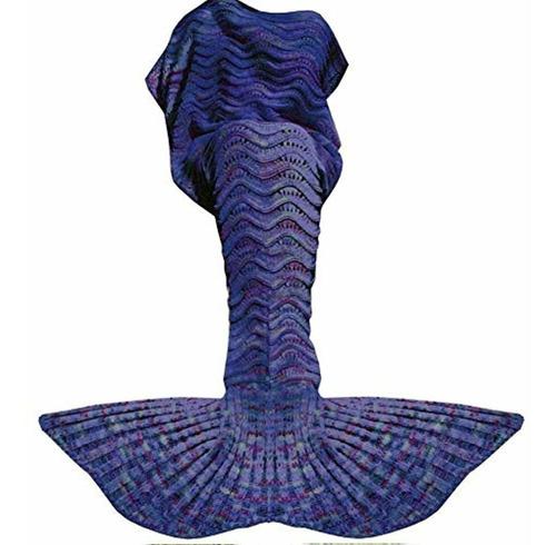 ddmy manta de cola sirena para niños adultos