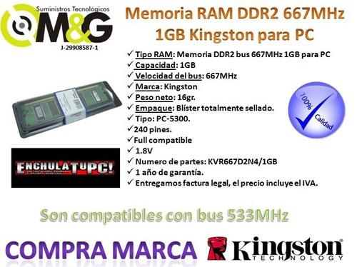 ddr2 1gb memoria