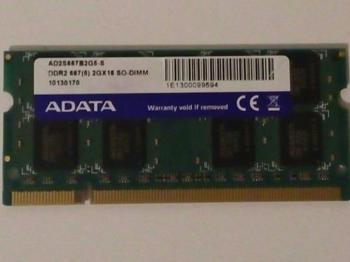 ddr2 2gb memoria ram