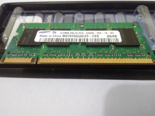 ddr2 512mb memoria ram