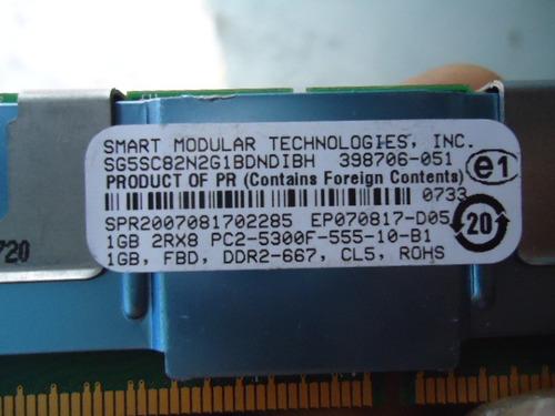 ddr2 para 1gb memoria ram