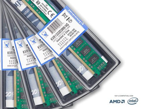 ddr3 4gb memória