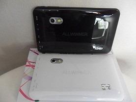 de 7 pulg tablet android  dual core 1g,hdmi,8g,2 camaras