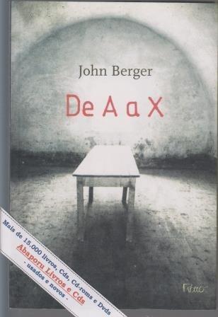 de a a x - john berger (novo)
