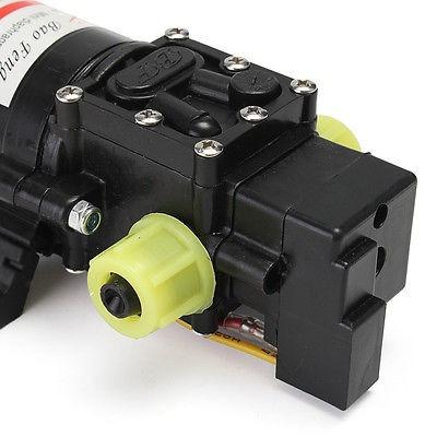 de agua 100 psi dc 12v 4l/min diafragma autocebantes de la b