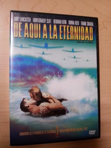 de aqui hasta la eternidad dvd