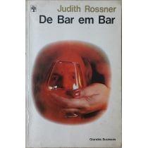 de bar em bar - judith rossner