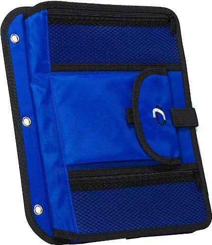 de casos y se locker accesorio 5-tab archivo, azul, el cac-