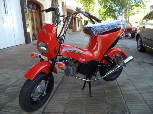 de coleccion ciclomotor mopedy minihooper 97 año  no juki
