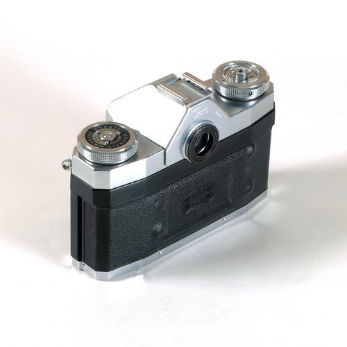 de colección: zeiss ikon contaflex i, lente tessar 45mm f2.8