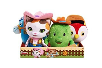 de disney junior sheriff callie lejano oeste, peck adjunto