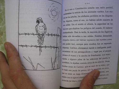 de golpe la fauna - novela - fabian bevilacqua
