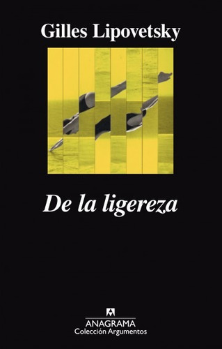 de la ligereza(libro novela y narrativa extranjera)