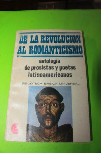 de la revolucion al romanticismo