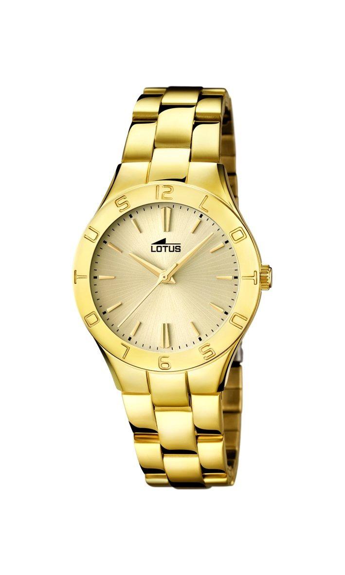 d86fb2133b0a De La Señora Reloj Lotus Oro