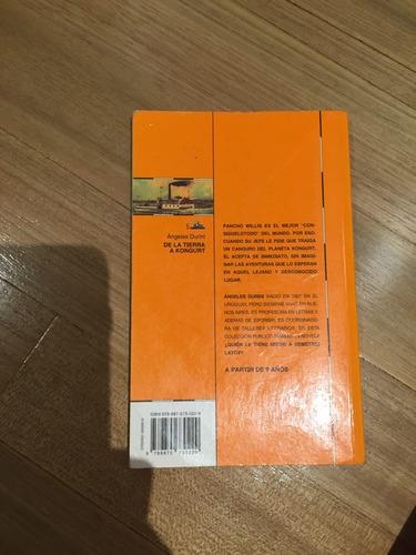 de la tierra a kongurt, libro de lectura infantil