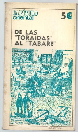 de las toraidas al tabare - antología
