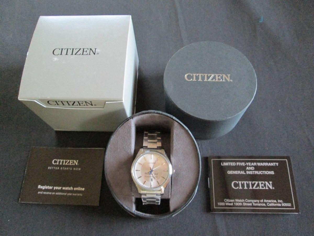 68cb938acd3 De Los Hombres Citizen Reloj Berkshire Hathaway - Últimos ...