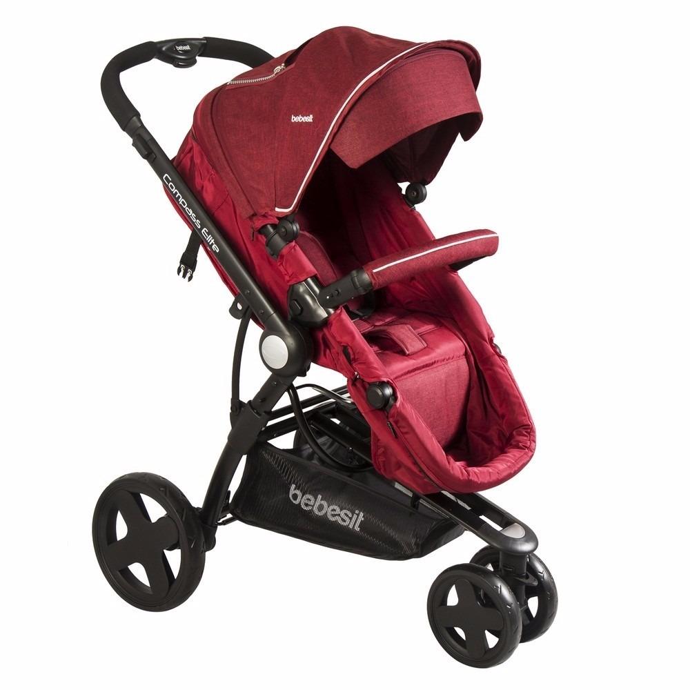 De los mejores coches de bebe silla de auto moises gh for Coche con silla de auto