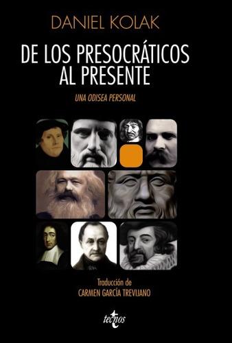 de los presocráticos al presente: una odisea personal(libro