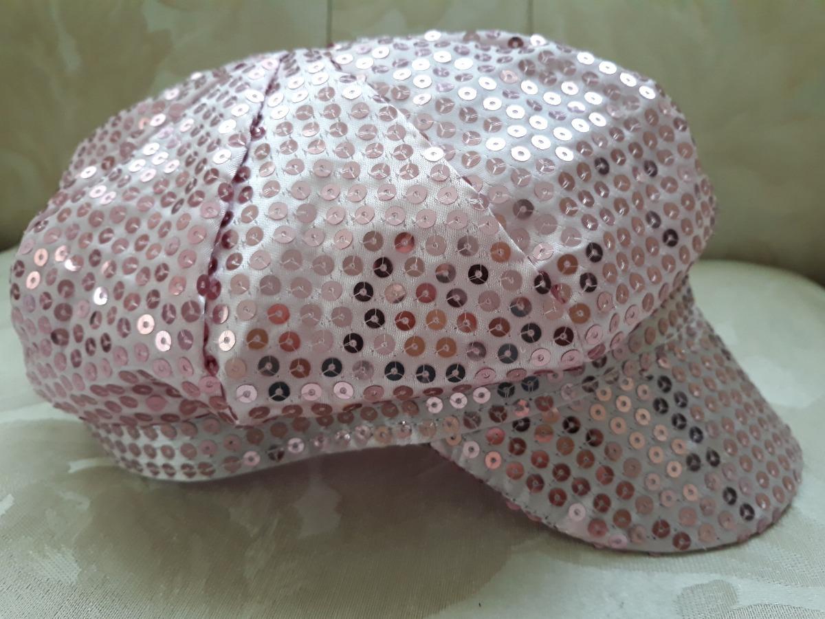De Lujo! Gorra De Mujer Niña 89d51a027de