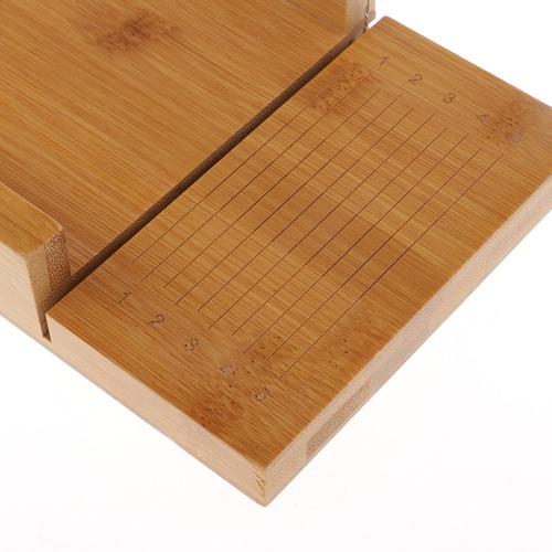 de madeira inoxidável aço sabão cortador sabão fazendo c