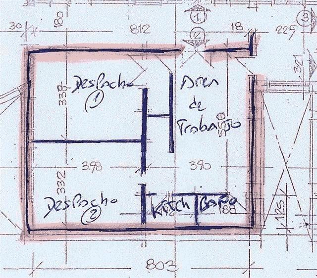 de mayo av. 700 4 22 - microcentro (comercial) - oficinas planta dividida - alquiler