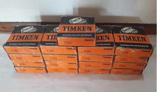 de oferta de 17 rodamientos de apoyo timken t-151 p/camion