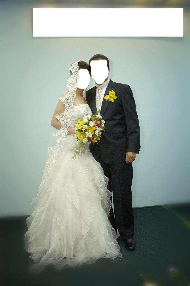 De Oferta!!! Hermoso Vestido De Novia Hecho A Mano - U$S 449,00 en ...