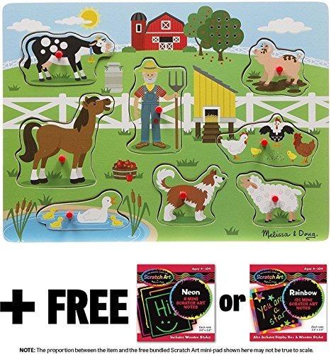 de old macdonald s farm 8 piezas de sonido sin puzzle meliss