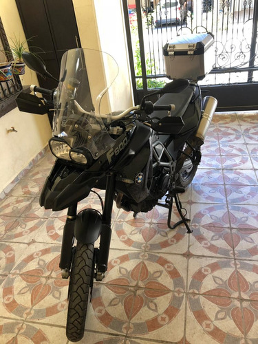 de oportunidad! moto bmw f800 gs doble propósito impecable!