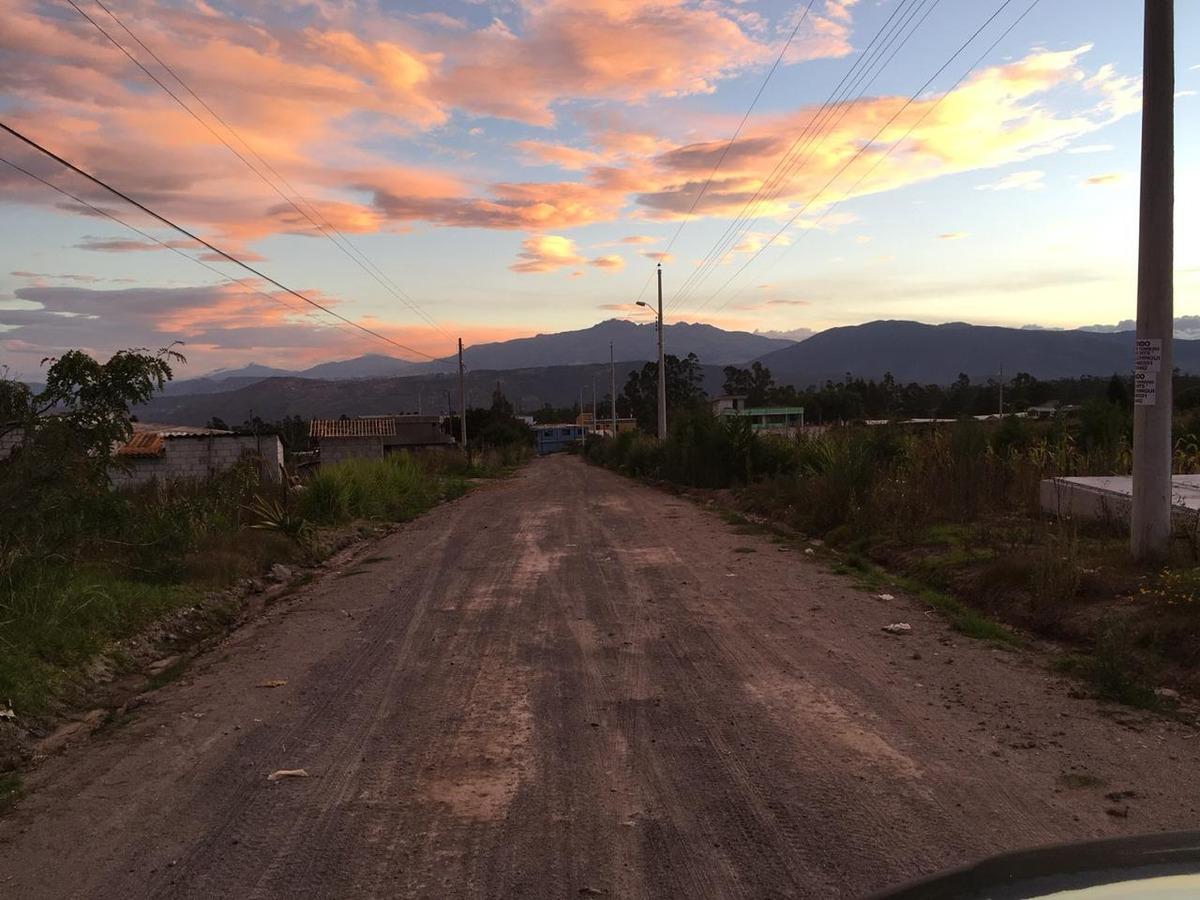 de oportunidad se vende un terreno en malchingui