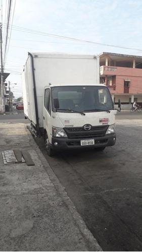 de oportunidad venta de camion hino dutro 816
