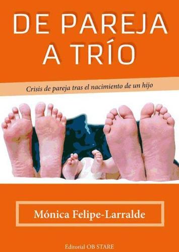de pareja a trío(libro )