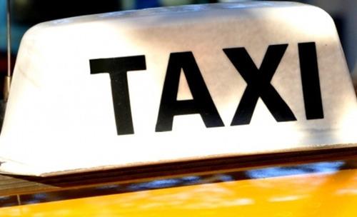 de particular a particular compro taxi