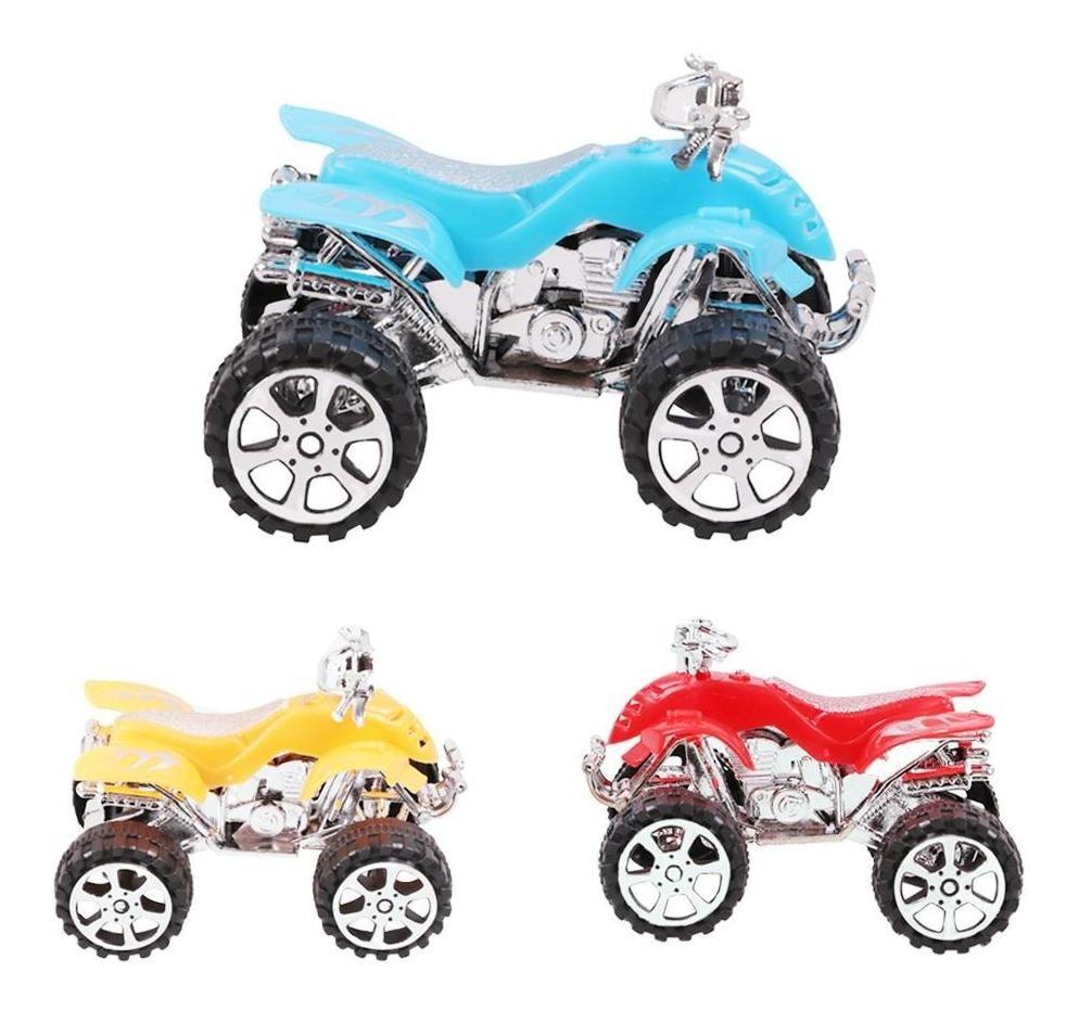 De Plástico De La Jugara De La Motocicleta De Juguete Niño De