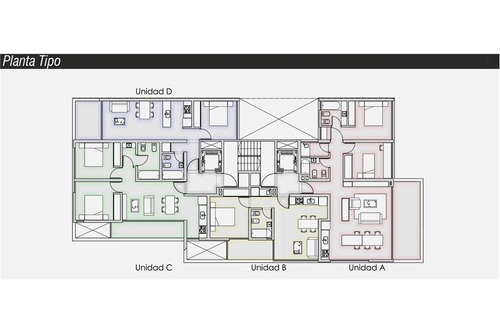 de pozo depto 51 m2 a estrenar c/ balcon