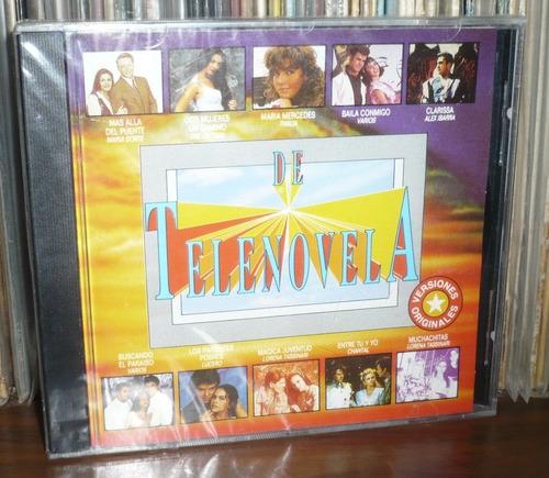 de telenovela cd thalia biby gaytan ... sellado sin abrir