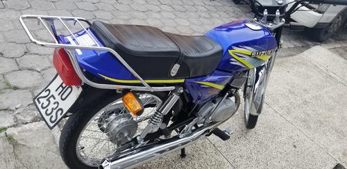 de venta flamante moto suzuki ax100