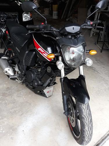 de venta moto yamaha fz-160 poco recorrido de casa