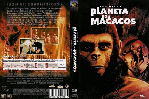 de volta ao planeta dos macacos (original)