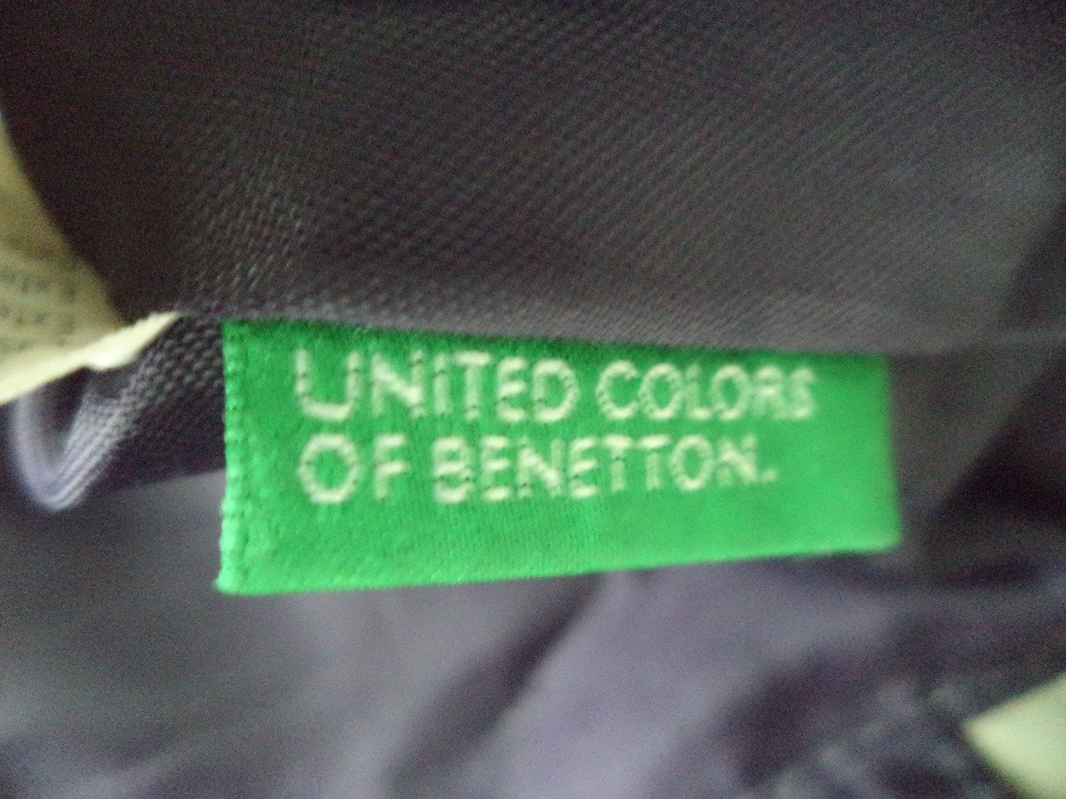 0f86fee8bc0 De Vueltta  Bolsa Laptop mochila United Colors Of Benetton ...