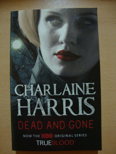 dead and gone - charlaine harris - true blood 9