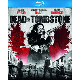 Dead In Tombstone - Blu-ray + Dvd + Digital Copy + Ultraviol