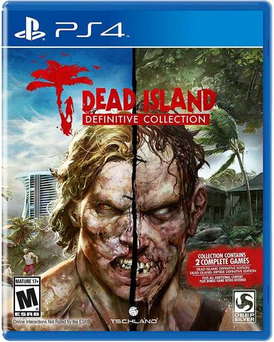 dead island definitive collection - digital - ps4 - manvicio