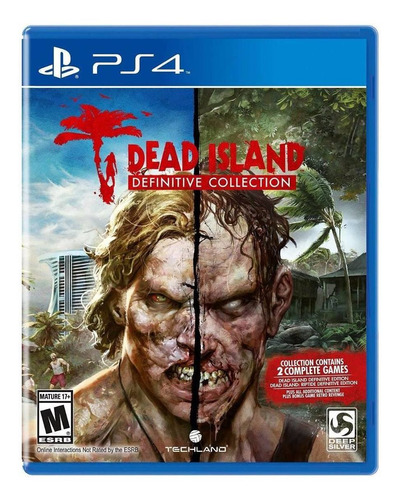 dead island definitive collection ps4 nuevo jazz pc